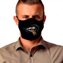 Diseño transfer para mascarillas Boca con Puro