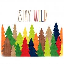 Diseño Transfer Stay Wild
