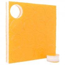 Espuma adhesiva doble cara - Pack de 16 uds