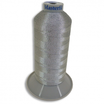 Hilos de bordar ME35/2 Metalizado de Plata - Color Plata