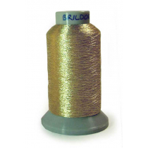 Hilo Bordar ML35 Metalizado de Aluminio