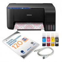 Kit ahorro impresora de sublimación A4 Epson ET-2711