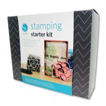 Kit iniciacion de sellos y estampación para plotter Silhouette