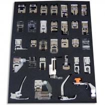 Kit multifunción para máquinas de coser de 32 piezas