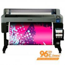 """Kit de impresora Epson SC-6300 HDK de 44"""" con papel para sublimación"""