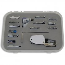 Kit multifunción para máquinas de coser de 16 piezas