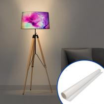 Lámina plástica para sublimación de 80cm - Metro lineal