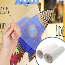 Láminas transportadoras para vinilo adhesivo