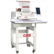 Máquina de bordar COS-W 1501G y sus accesorios