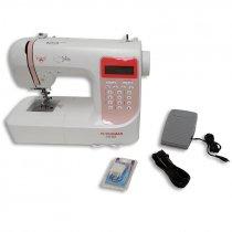 Máquina de coser doméstica Flyngman 200 funciones
