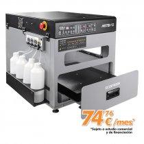 Máquina de pretratamiento Mister-T2 -  Financiación