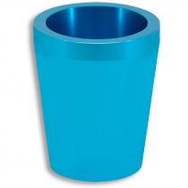 Molde 3D para vaso de plástico infantil