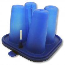 Molde de silicona para vasos de chupito para Mini Horno de sublimación 3D