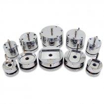 Moldes formas especiales para máquinas de chapas