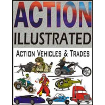 Cliparts Action Vehículos y Negocios