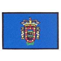 Parche bordado bandera de Melilla pack 3 uds