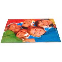 Puzzle de cartón de 540 piezas con marco