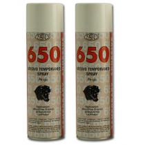 Adhesivo en spray AT 650