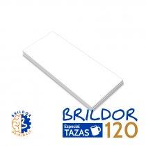 Papel de sublimación Brildor 120 formato especial tazas