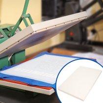 Papier de protection pour presse à chaud