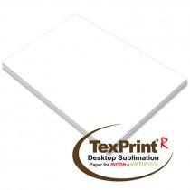 Papel Sublimación en hojas TexPrint-R para Ricoh