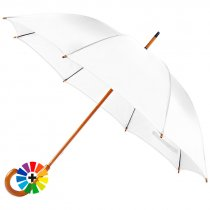Paraguas para sublimación con mango bastón