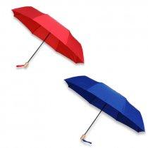 Paraguas plegable para sublimación de material reciclado