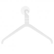 Percha para mini camiseta con ventosa