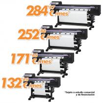 Plotters de impresión y corte Mimaki serie CJV150