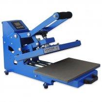Plancha Mini Brildor Blue-e A4 con plato extraíble