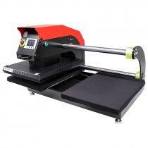 Plancha Transfer neumática Brildor de doble plato 40x50cm