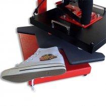 Plato para zapatillas para planchas transfer Combo