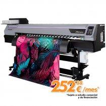 Plotter de impresión Mimaki JV100-160C - Tintas Solventes