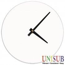 Reloj de aluminio 20,6 cm