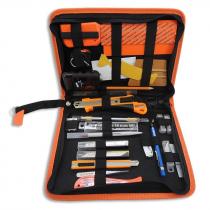 Set de herramientas completo para rotulista