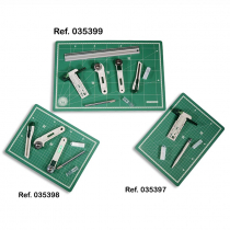 Sets de herramientas para corte en A4 y A3