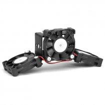 Set de ventiladores para impresoras 3D CraftBot 2 y Plus