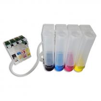 Sistema rellenable de tinta CISS para impresora Epson WF-7210dtw