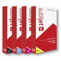 Tintas Sublijet HD para impresora Sawgrass VJ628 en cartuchos 220ml