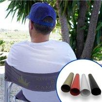 Vinilo textil especial para exteriores