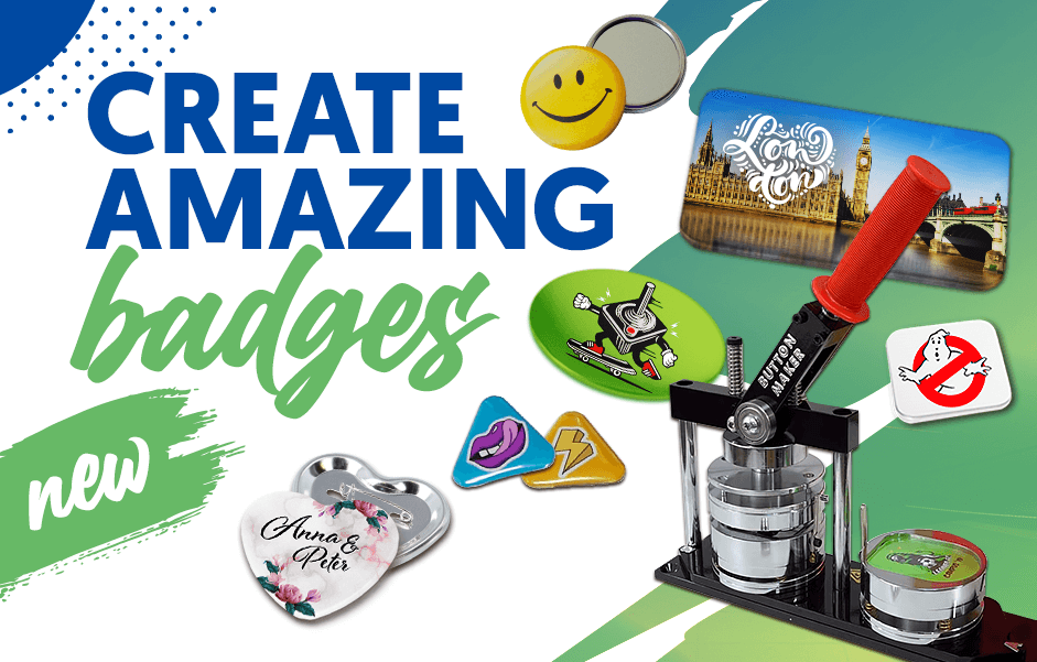 Create Amazing Badges