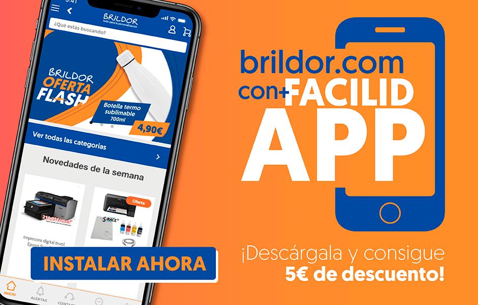 Lanzamiento Aplicación Brildor