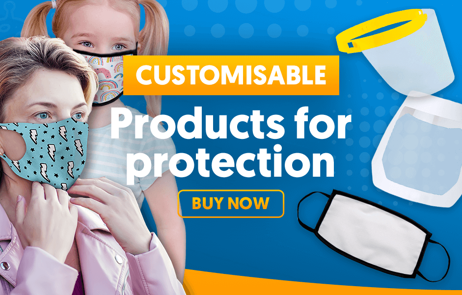 Customisable Products for protection