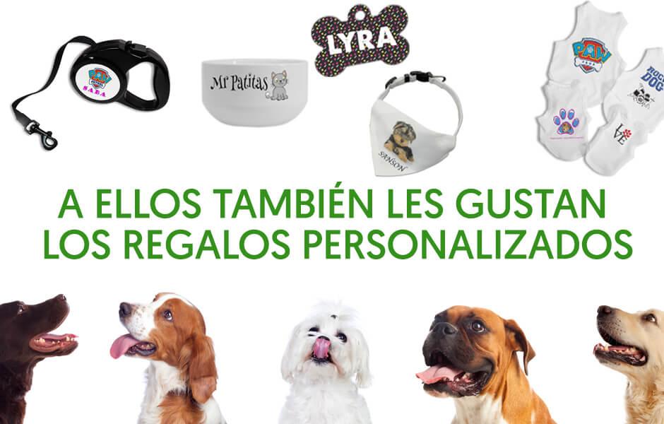 Personalizables para mascotas