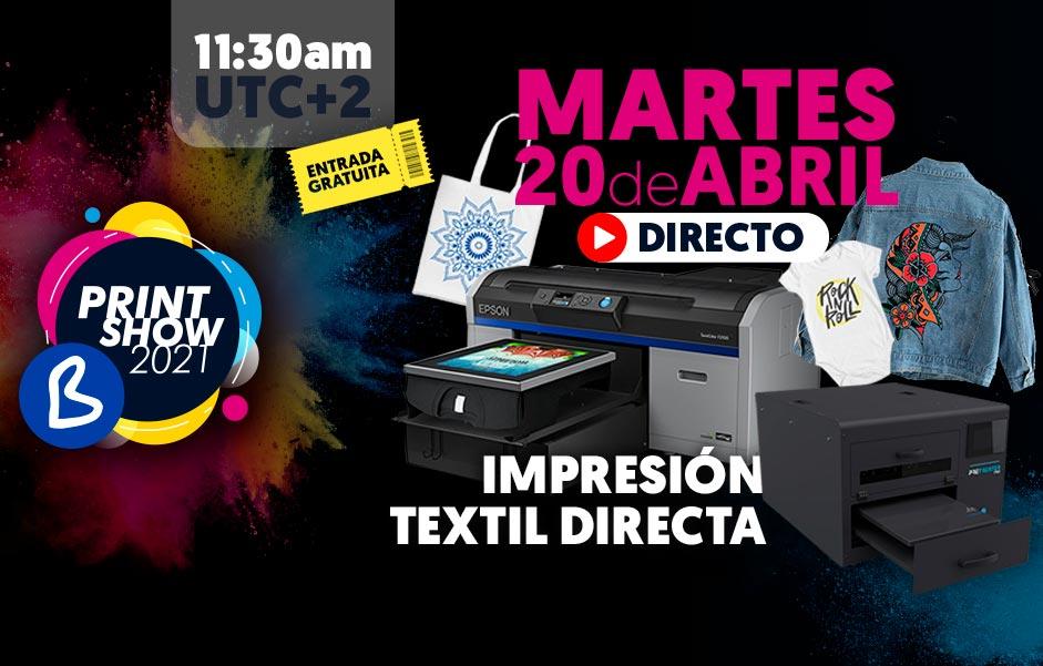 B Print Show 2021 - Martes 20