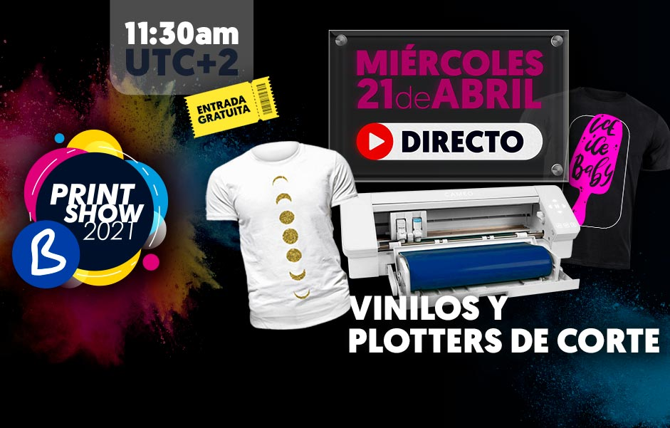B Print Show 2021 - Miércoles 21