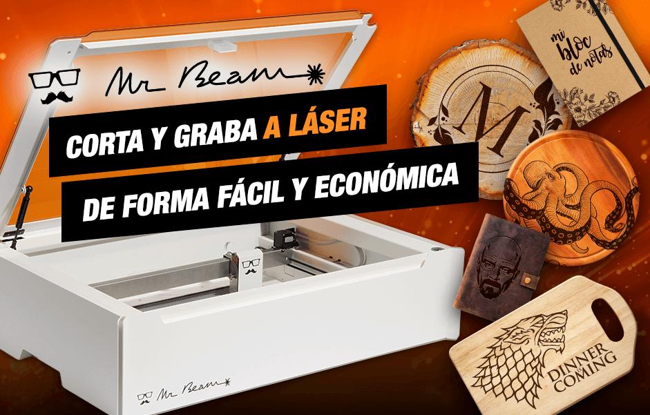 Máquina Láser Mr.Beam