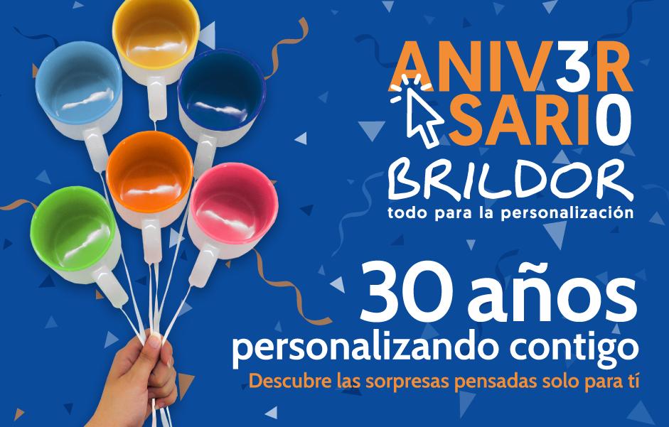 30 Aniversario Brildor