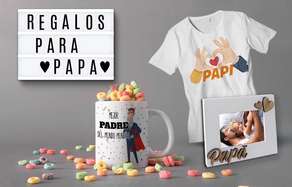 Personalizables para el Día del Padre