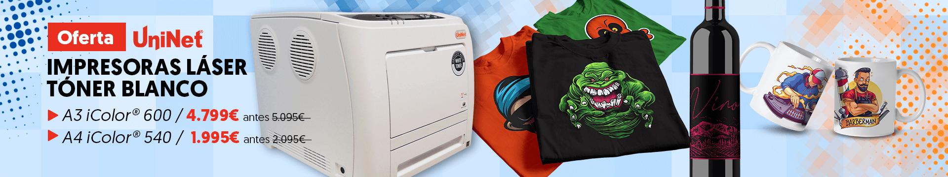 Oferta Impresoras Uninet